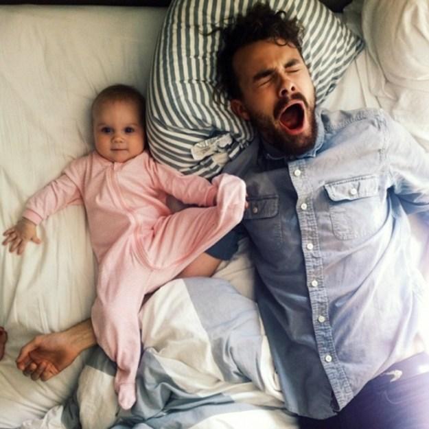 дети и папы