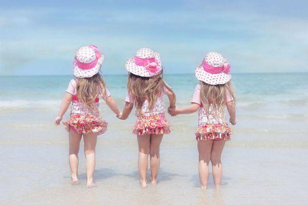 сестры-тройняшки