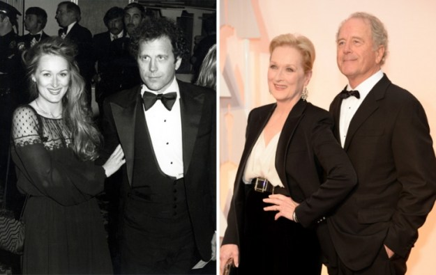 Мерил Стрип и Дон Гаммер, 37 лет вместе