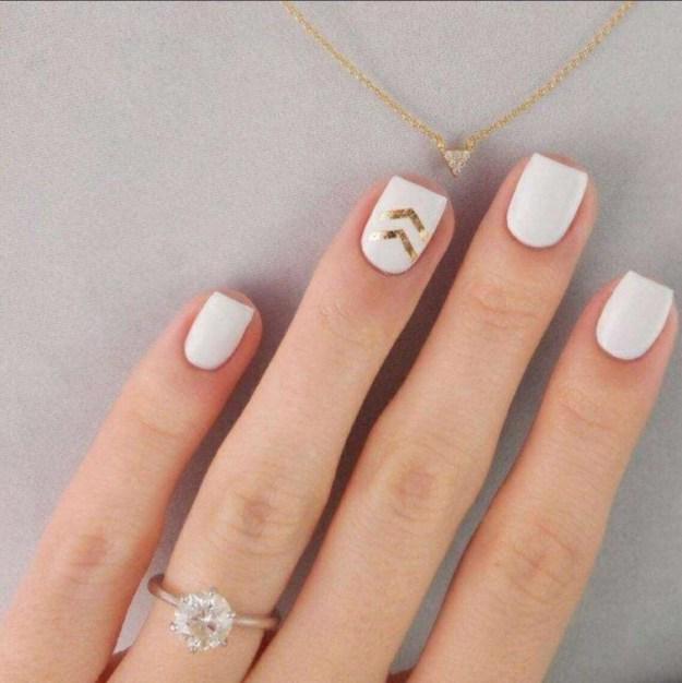 летние ногти