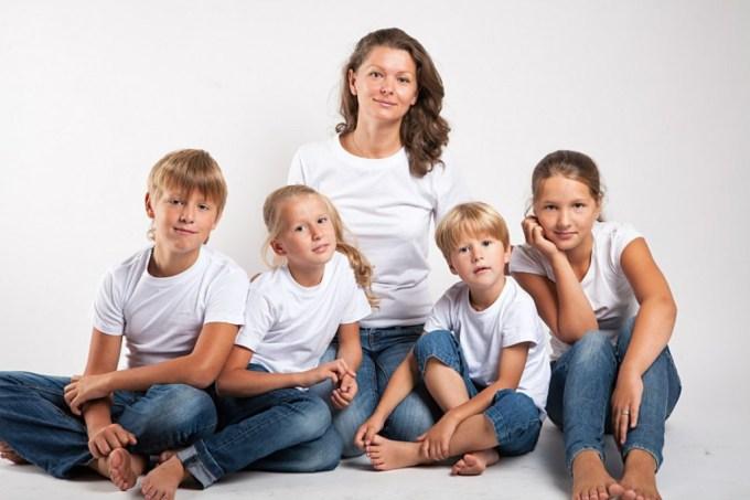 в чем разница между и первым и четвертым ребенком