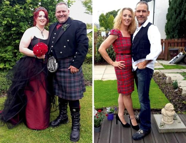 Этот красавец-мужчина похудел с 133 кг до 76, а его супруга - с 95 до 57
