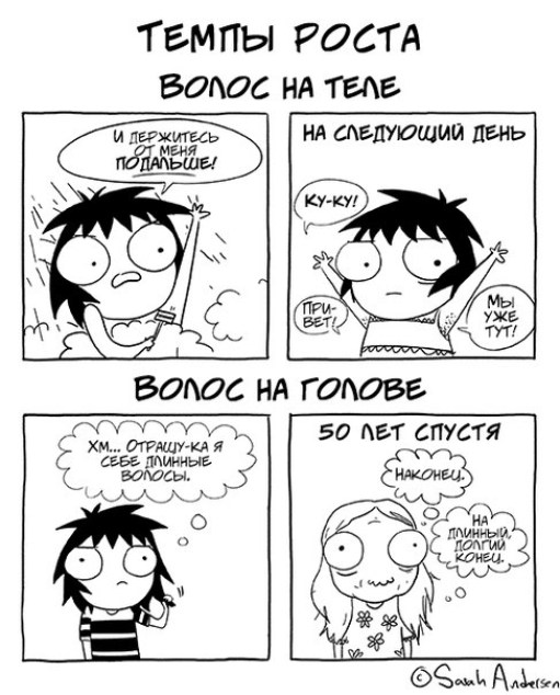 комиксы о женщинах