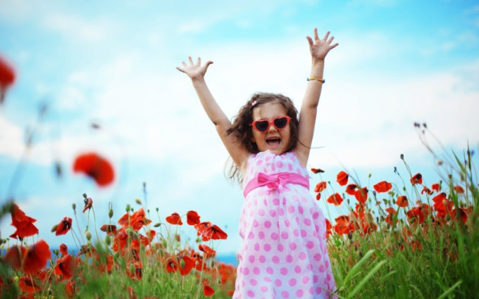11 способов доставить детям радость
