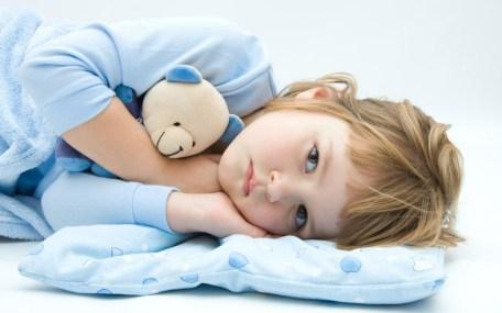 Как наладить сон ребенка
