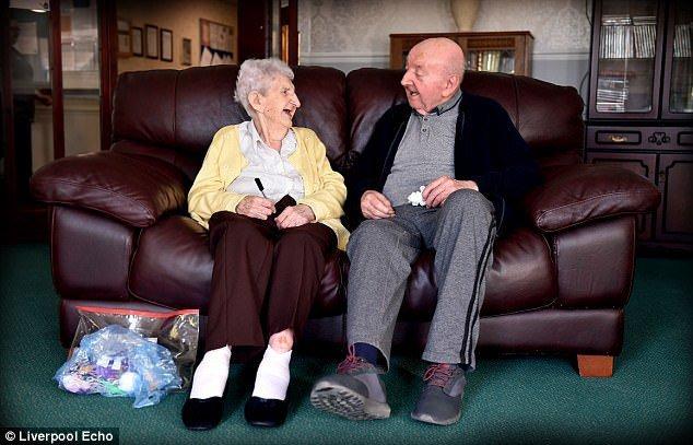 В дом престарелых себя самого пансионат 34 для пожилых