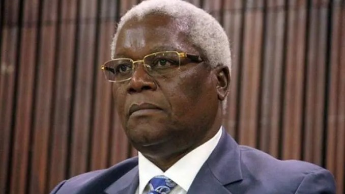 Former Finance Minister Ignatious Chombo Arrested