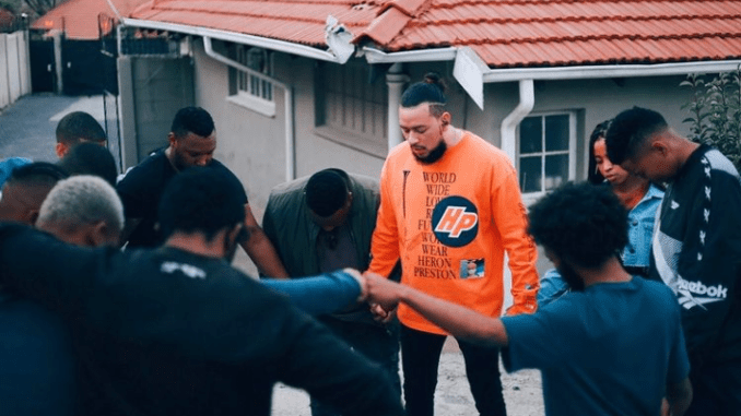 AKA And Friends Mourn Nellie