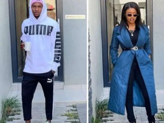 Pirates Star Lorch Denies Dating Skeem Saam Natasha Thahane, Says He Doesn't Know Who She Is