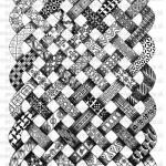 Кельтские узоры и орнаменты Зентангл