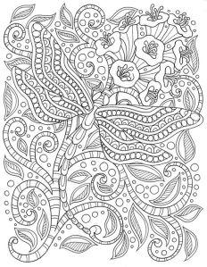 бабочки раскраски распечатать