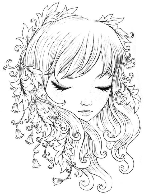 раскраски антистресс для девочек распечатать в хорошем
