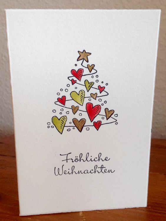 открытки на новый год своими руками