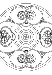 Celtic Art - Coloring Pages for Adults15
