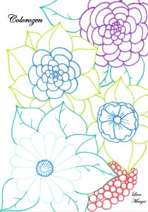 Colorzen - Coloring Pages for Adults0