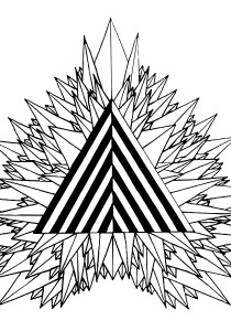 Psychedelic - Coloring Pages for Adults12
