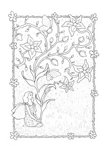 Return to childhood - Coloring Pages for Adults13