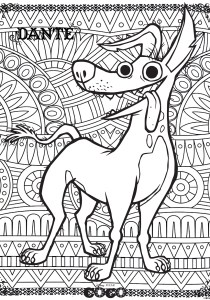 Return to childhood - Coloring Pages for Adults7