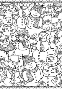 Return to childhood - Coloring Pages for Adults16