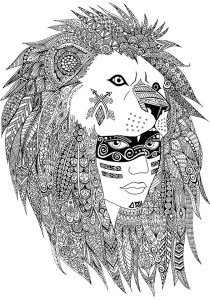 Zentangle - Coloring Pages for Adults18