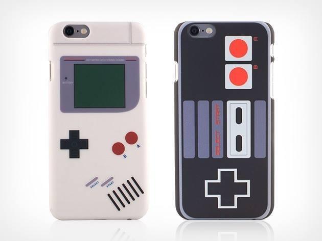 The Retro Classics Nintendo & Gameboy iPhone 6/6+ Cases