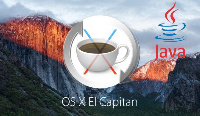How To Install Java (JRE) 8 on Mac OS X 10.11 El Capitan