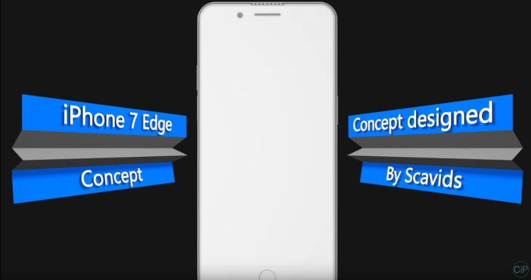 iPhone 7 Edge Concept Review!