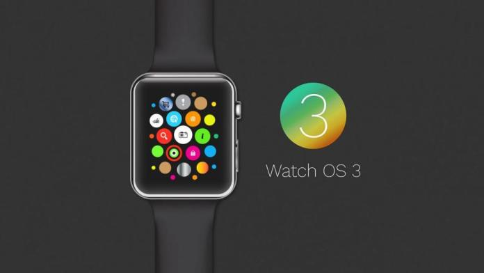 Apple Previews watchOS 3; Faster, Simpler with Breakthrough Health Features