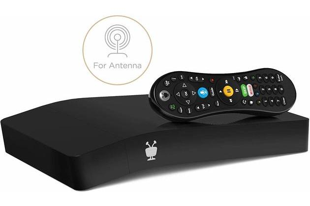 TiVo Bolt OTA for Antenna Allin-One Live TV DVR and Streaming Apps Device 1000GB (Used, Damaged Retail Box) for $279