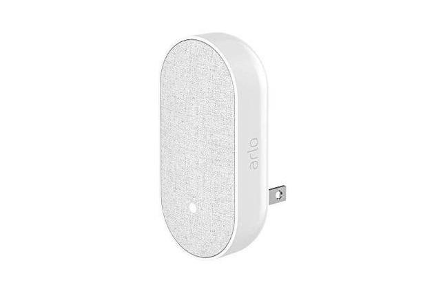 Arlo AC1001-100NAS Wire-Free, Smart Home Security, Siren and Silent Mode – Chime (New) for $39