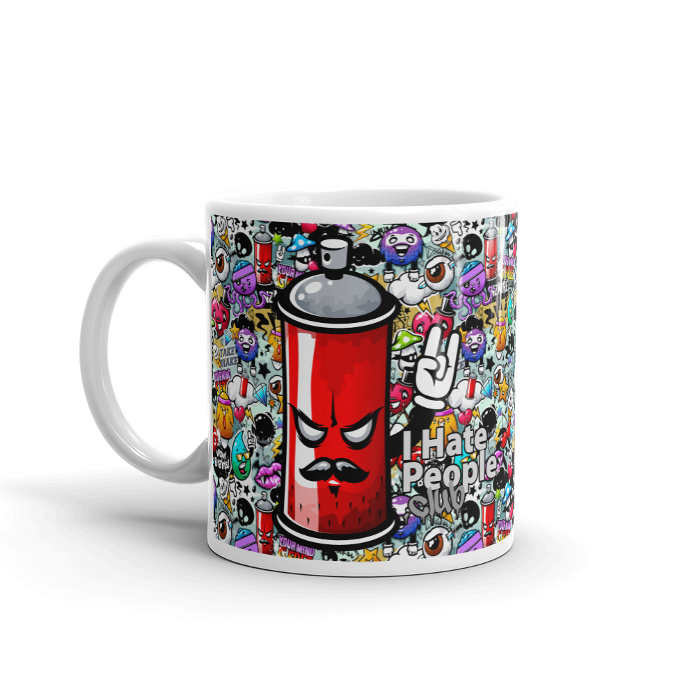 Too Loud Coffee Mug