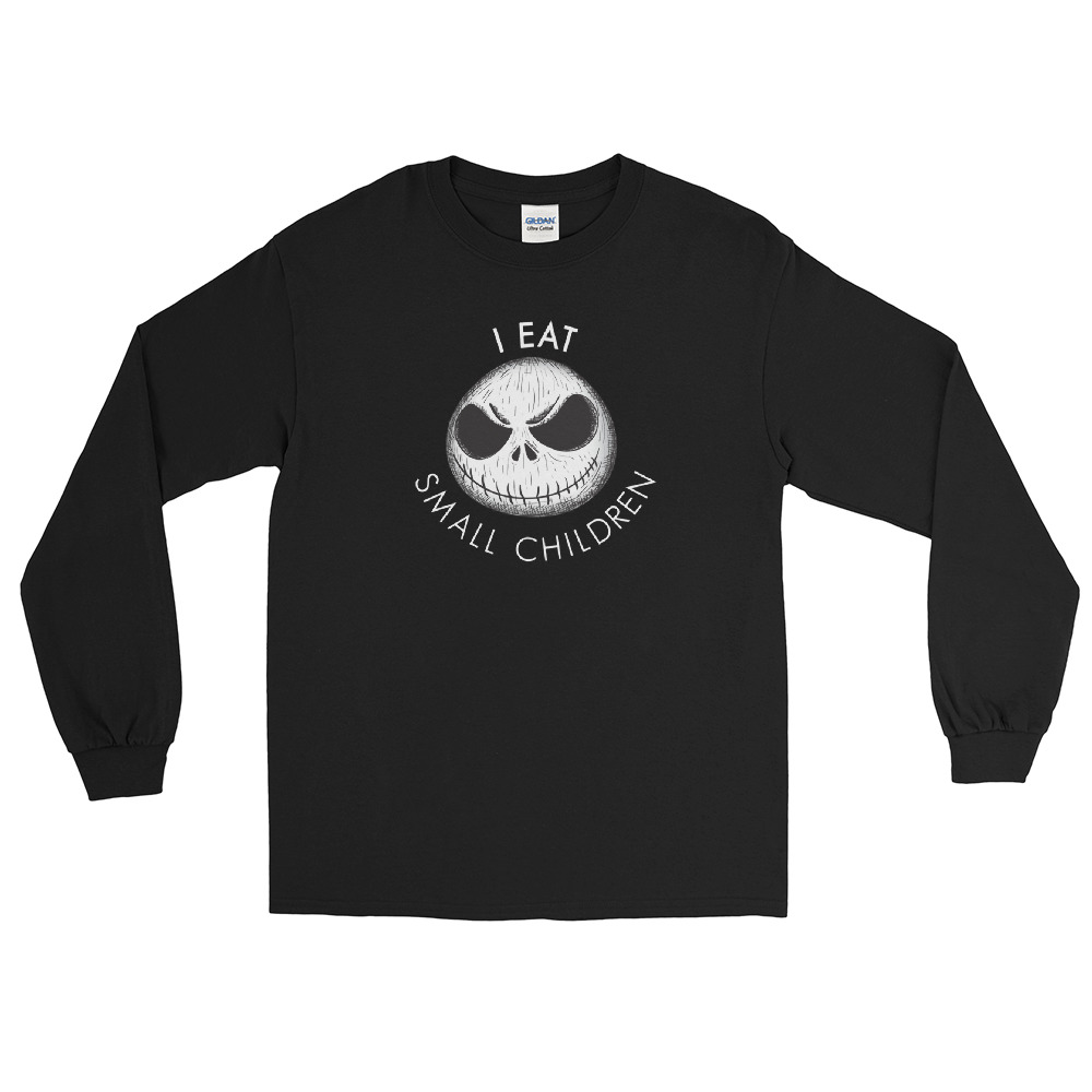I Eat Small Children Long Sleeve Shirt