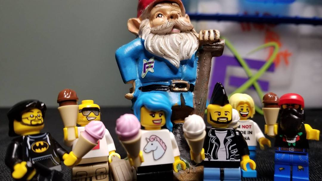 Group Lego Picture