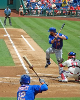 Lucas Duda (Photo credit Paul Hadsall)
