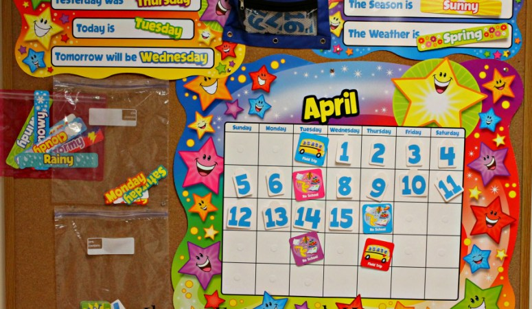 31 Days of Homeschool Supplies: Bulletin Board