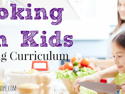 Culinary Curriculum for Kids : 31 Days of Homeschool Supplies