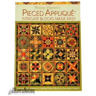 Cover of Pieced Applique