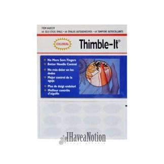 Thimble-it a more natural feel