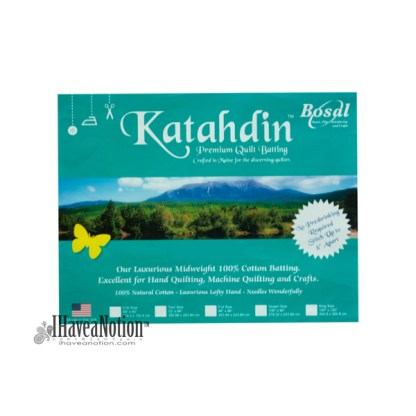 Katahdin Autumn Quilt Batting