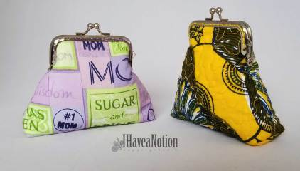 First design of Coin Purse