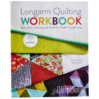 Cover of Longarm Quilting Workbook