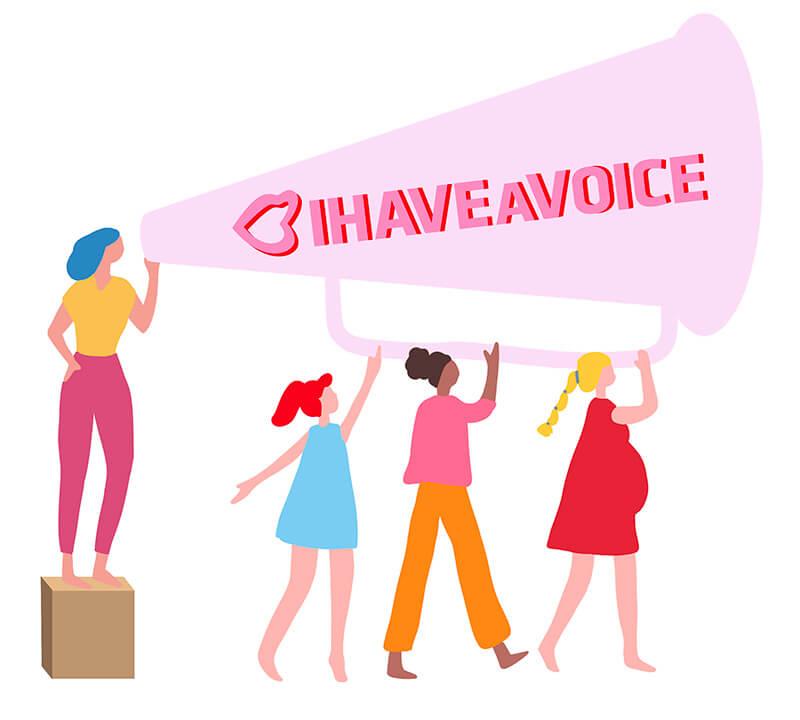 Petizioni Ihaveavoice