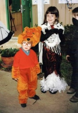 Don't Kill Me, Michael- Love, Cruella Halloween 1997
