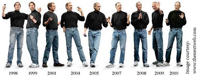 Steve Jobs clothing