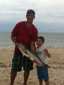 you the man! is that a bluefish you have(adam be a wondering)