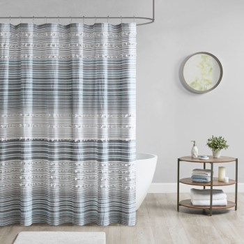shower curtain buying guide types