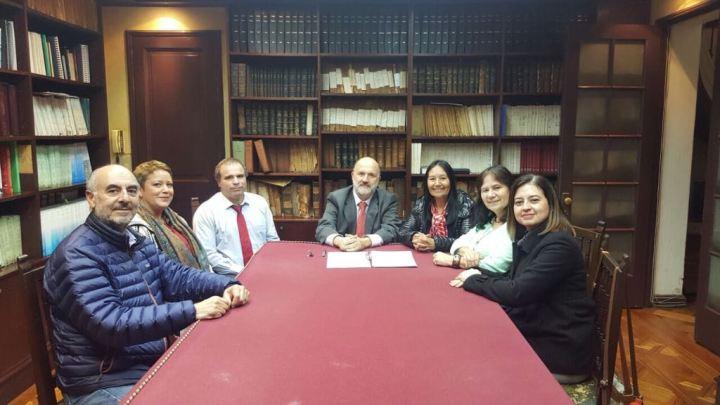 Constitucion Corporación-Directorio IHCAI-CHI