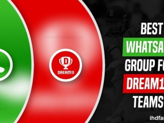 dream11 whatsapp group link