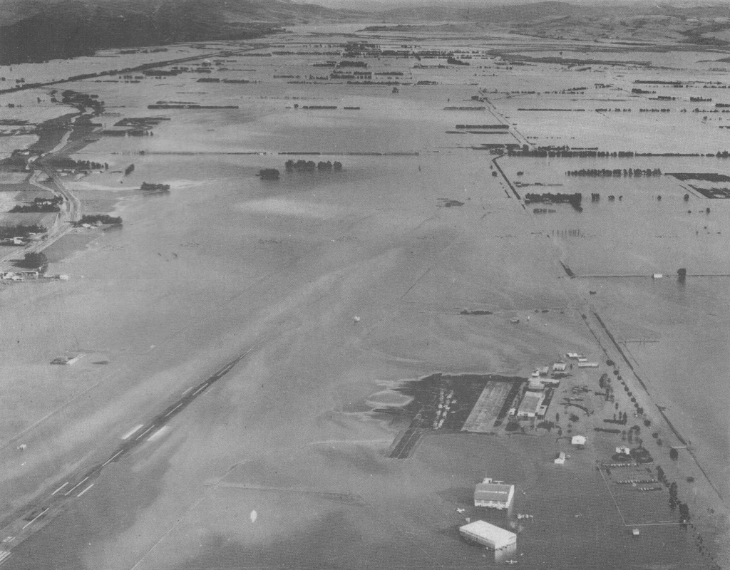Image result for dunedin airport flooded