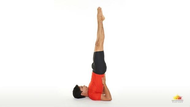 一個動作按摩全身器官!印度瑜珈冠軍:逆齡瑜珈術,天天3分鐘促進血液循環